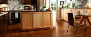 custom laminate kitchen flooring