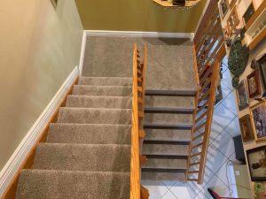 custom flooring installation