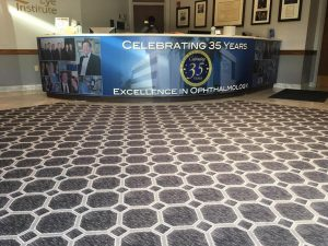 custom commercial carpeting