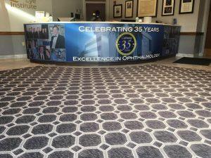 custom commercial carpeting